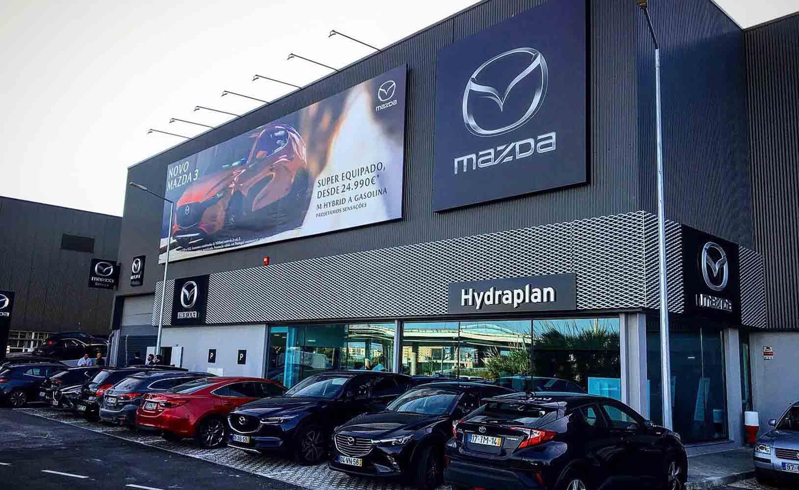 Reparadores Autorizados Mazda ao serviço da população