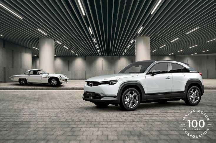 Mazda Motor Corporation 1920-2020: 100 Anos a desafiar as convenções