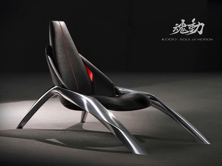 """Design """"Kodo"""" da Mazda – não são só automóveis"""