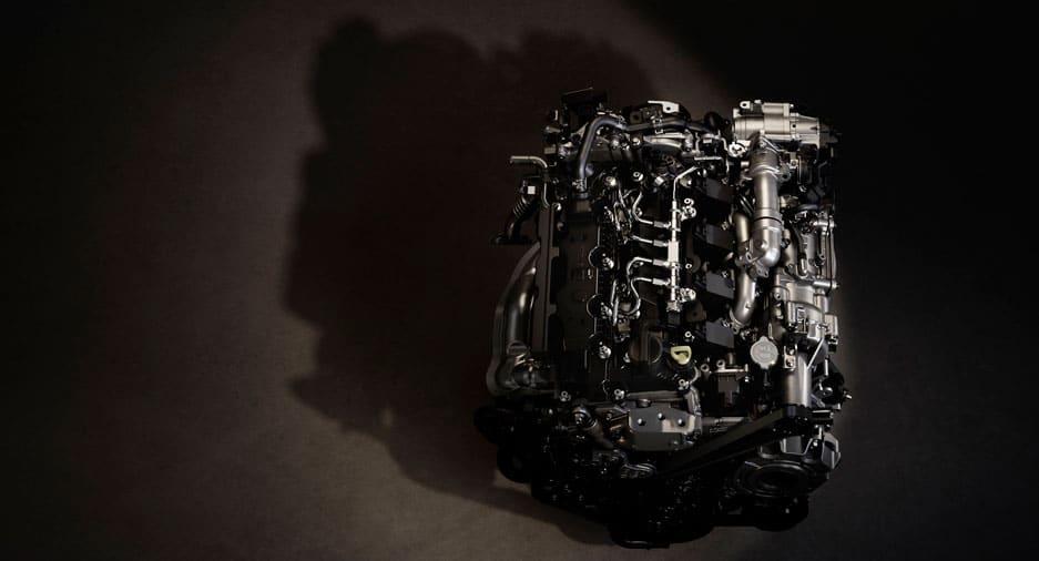 MOTOR SKYACTIV-X DISTINGUIDO COM O TROFÉU DE 'INOVAÇÃO E TECNOLOGIA 2020'