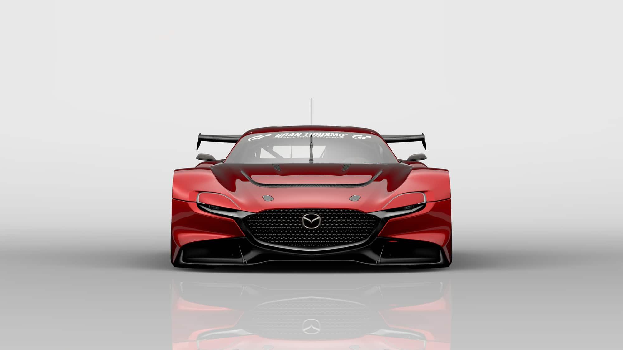 Mazda estreia RX-Vision GT3 Concept  para uma fantástica experiência E-Sports