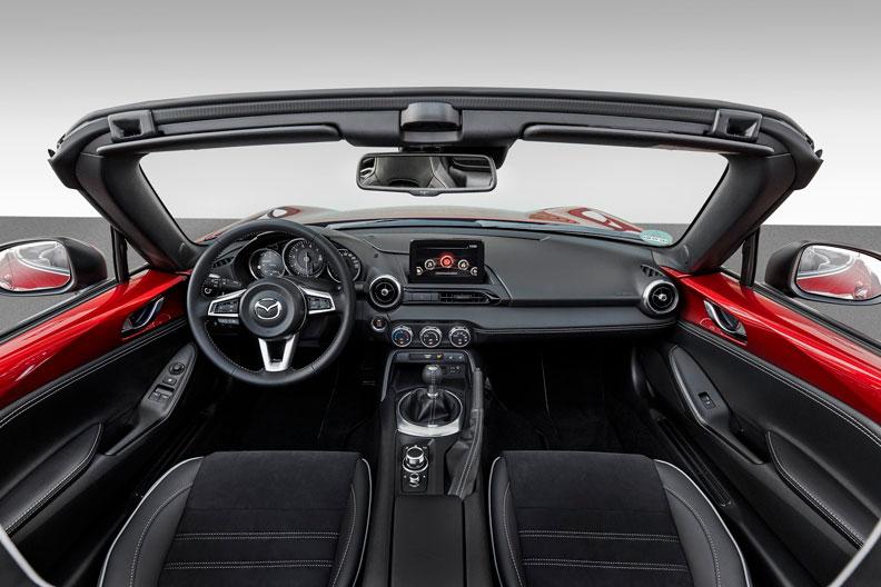 Mazda MX-5 2020: O refinar do prazer de condução