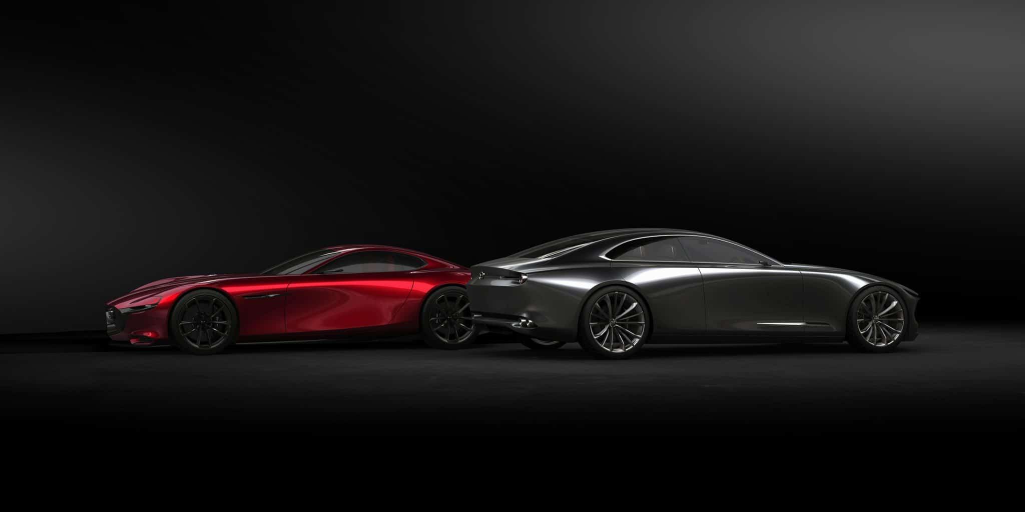 Mazda celebra 10 anos de Kodo Design