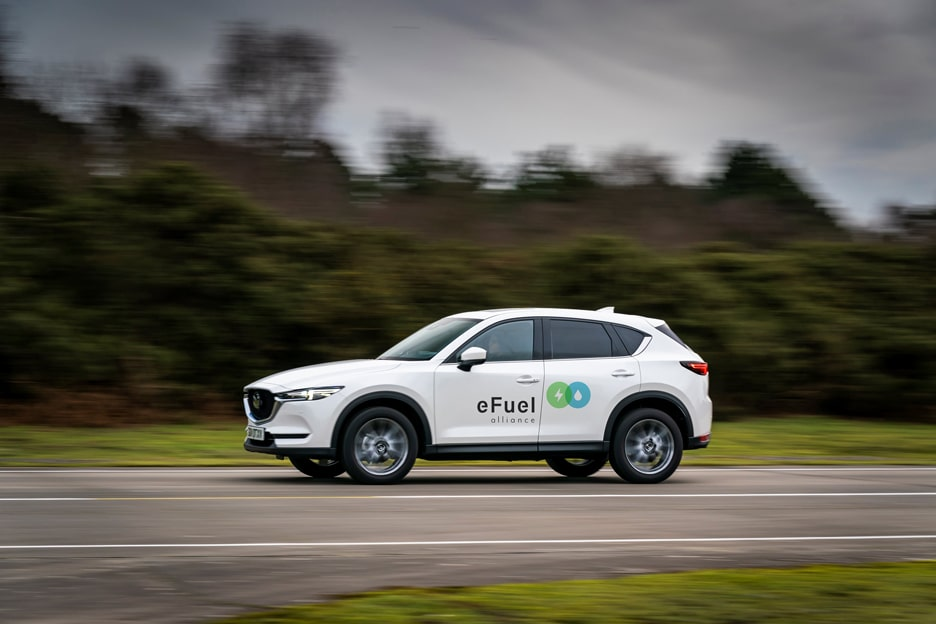 A Mazda é o primeiro construtor a integrar a eFuel Alliance