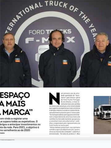 Ford Trucks em entrevista